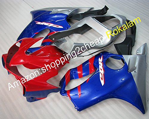 02 honda cbr 600 f4i fairing set - 8