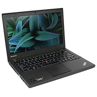 "Lenovo ThinkPad X240 12.5"" Ultrabook Notebook Laptop - Intel i5 1.9GHz, 8GB DDR3, New 250GB SSD, Win 10 Pro 64-Bit, WiFi, Webcam (Renewed)"