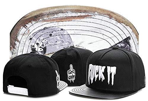 QOHNK Hip Hop Gorra De Béisbol para Hombres Mujeres Gorras NY ...