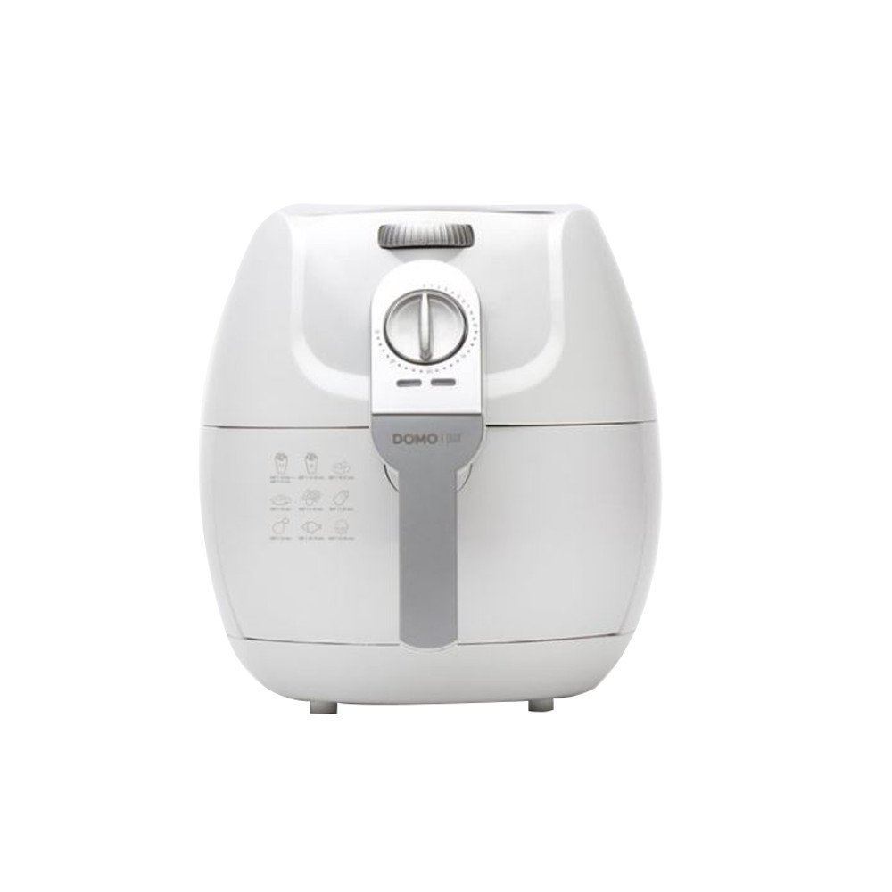 Domo DO469FR Solo Independiente 3.2L Color blanco - Freidora (3,2 ...