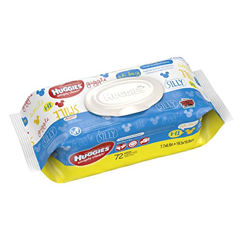 Huggies Simply Clean Fresh Scented