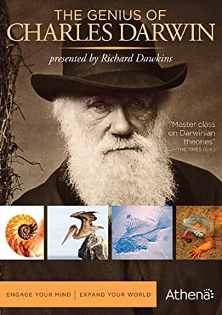 Amazon com: THE GENIUS OF CHARLES DARWIN: Genius of Charles Darwin