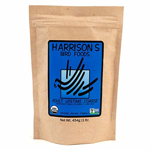 Harrison's Adult Lifetime Coarse 1lb by Harrison's Bird Foods