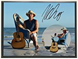Kenny Chesney Limited Edition Signature Series Picture Disc CD Collectible Music Display Gift