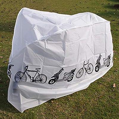 SHIJINHAO Cubierta de Bicicleta de montaña al Aire Libre, Funda ...
