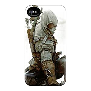 MXcases Premium Protective Hard Case For iphone 6- Nice Design - Assassins Creed Iii 3