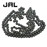 JRL 420-140L Motorcycle Chain With 1 Connecting Link Chain For Mini Bike Scooters
