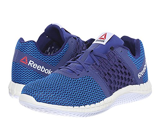 Reebok Women's Zprint Running Shoe, Seaside Grey/Mist/Asteroid Dust/White/Pewter, 8 M US