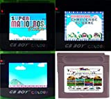 Modded Art 116 in 1 Game Boy COLOR GBC Multi Cart Tons of Retro Game