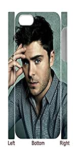 iphone4 4S phone case,Zac Efron cases for iphone4 4S,DIY case for iphone4 4S By PDDSN.
