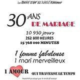 Joyeux Anniversaire De Mariage Carnet Idée Cadeau Noces De