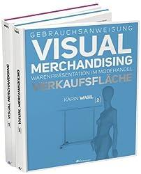 Gebrauchsanweisung Visual Merchandising Band 1 Schaufenster und Band 2 Verkaufsfläche im Set