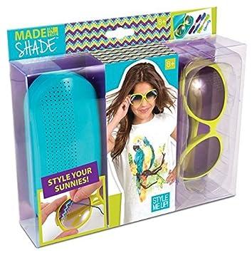 Style Me Up - Gafas de Sol para niñas, Juego DIY diseño de ...