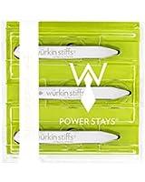 """Würkin Stiffs 2.5"""" Length Power Collar Stays (3 Pair)"""