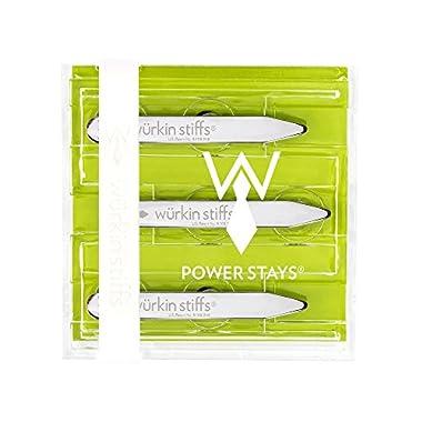 Wurkin Stiffs 2.5-inch Power Collar Stays 3 Pairs