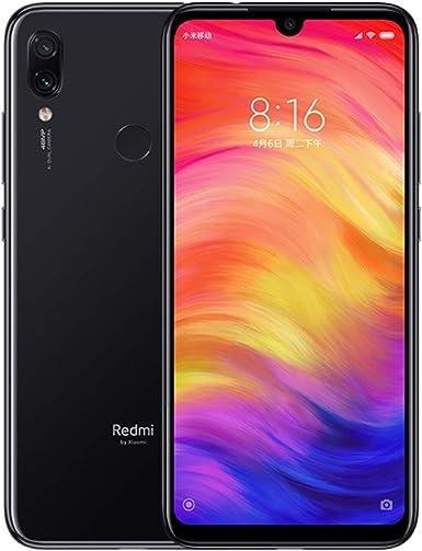 Xiaomi Redmi Note 7 Smartphones de 6.3 Pantalla Completa, 4GB ...