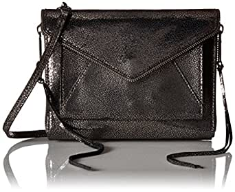 MARLOWE MINI Crossbody, GUNMETAL