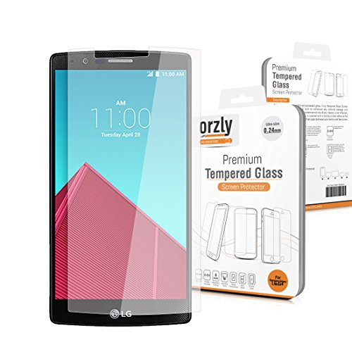 Orzly SmartPhone Protective Oleophopbic Transparent