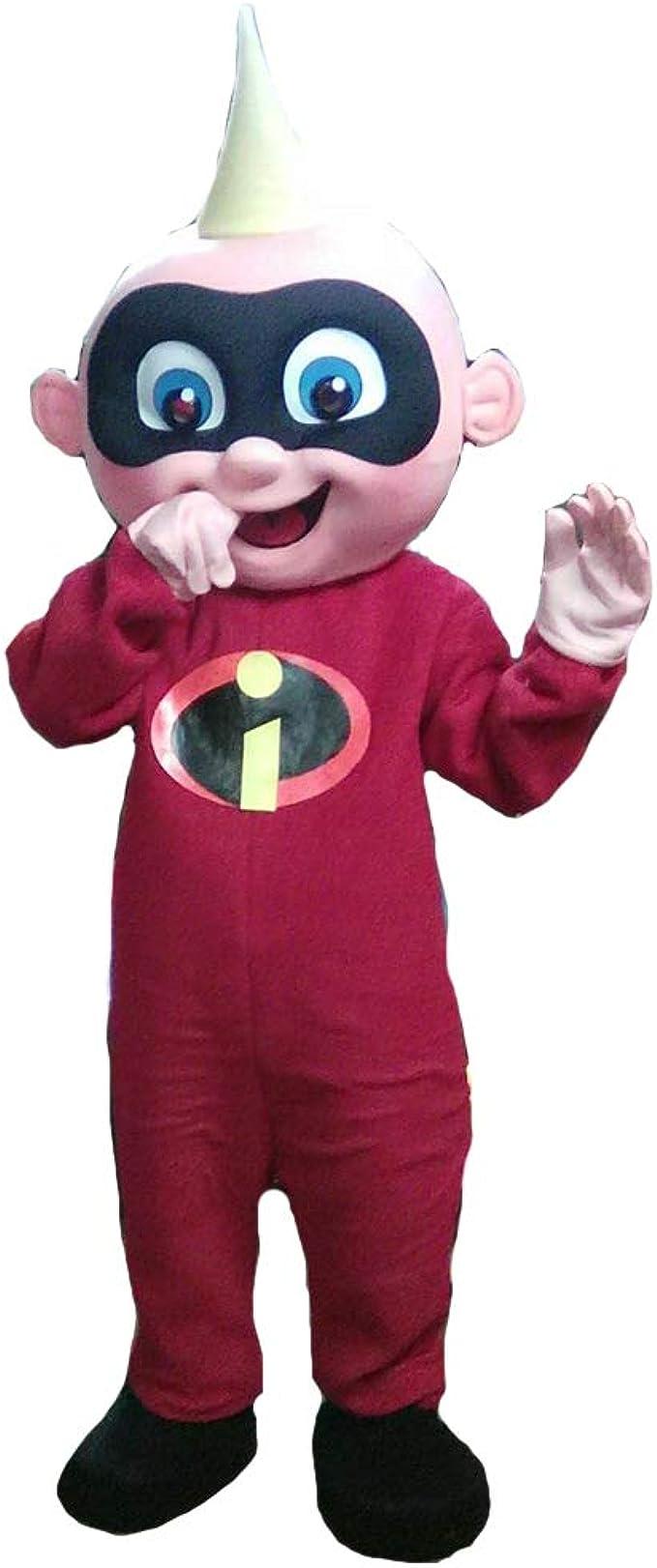 Quality Mascots Costumes Disfraz de Jack Jack de los Increíbles ...
