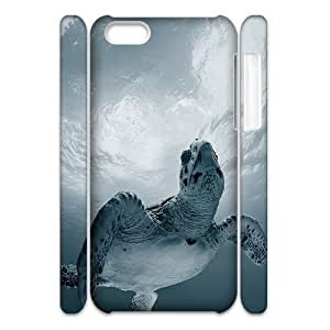 linJUN FENGSea Turtle Custom 3D Cover Case for iphone 4/4s,diy phone case ygtg565711