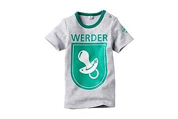 56-80 Werder Bremen SV GOTS Baby-Body Nachwuchs Gr