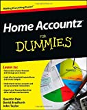 Home Accountz For Dummies by Quentin Pain (30-Oct-2012) Paperback