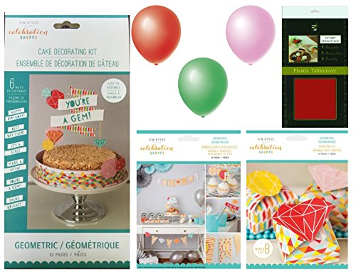 AIL Party Supplies - Deluxe