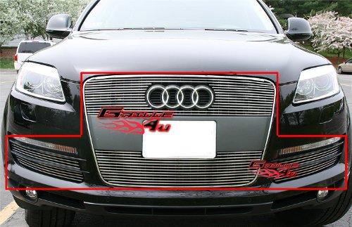 APS B75537T Chrome Grille Bolt Over for select Audi Q7 Models