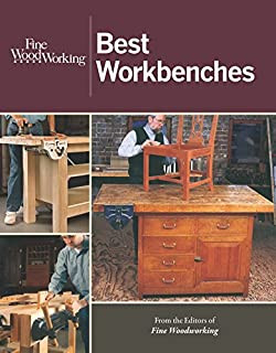 Book Cover: Fine Woodworking Best Workbenches