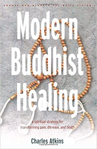Modern Buddhist Healing: A Spiritual Strategy for Transforming Pain, Dis-Ease, and Death by Charles Atkins (2002-05-01)