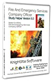 Software : Fire And Emergency Services Company Officer Study Software Version 5.0