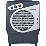 Honeywell Indoor Outdoor 125 Pint Portable Evaporative Air Cooler with 3 Speeds and Powerful Air Flow