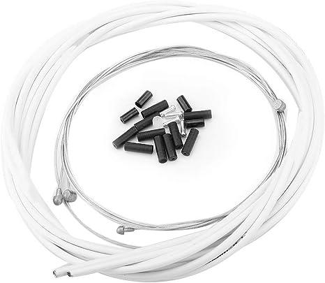 Starbun Juego de Cables de Freno - Reemplazo de la Bicicleta ...