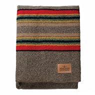 Pendleton Twin Camp Blanket - Mineral Umber