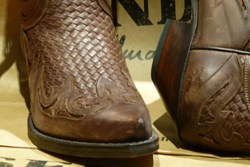 Sendra Boots 3241 braun - tr.
