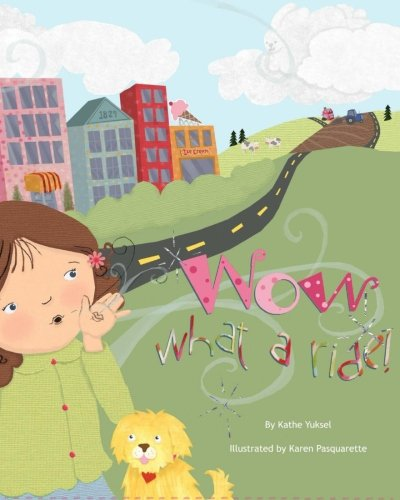 Wow What A Ride ebook