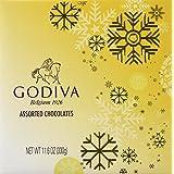 Godiva Belgium 1926 Assorted Chocolates Gold 11.6 Oz.