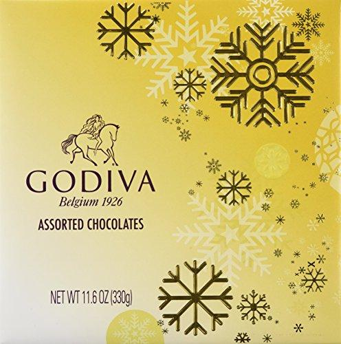 Godiva Belgium 1926 Assorted Chocolates Gold 11.6 Oz. ()