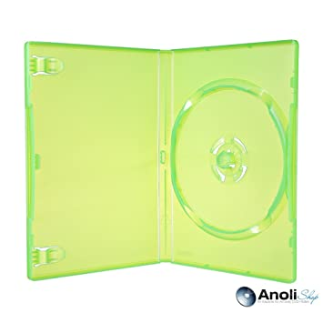 Amaray - Carcasa para Xbox 360 para 1 - 4 Xbox, Blu Ray, DVD ...