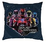Power Rangers Movie Cushion, Multicolour