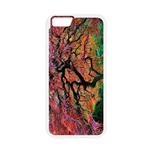 iPhone 6 Plus 5.5 Inch Cell Phone Case White Maple Tree Branch 013 OQ7633417