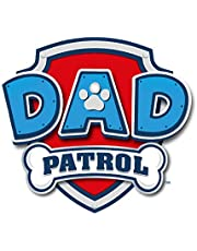 Oliver's Labels Paw Patrol Parents Car Sticker Bumper Decal