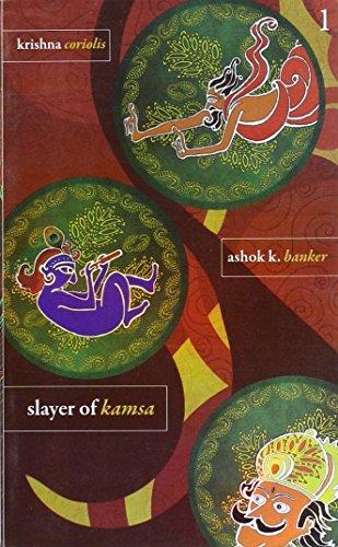 book cover of Slayer of Kamsa