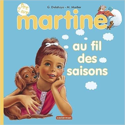 Livres Martine au fil des saisons pdf epub