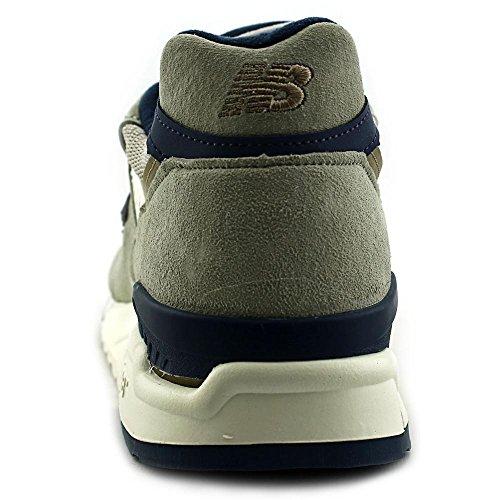 New Balance, Sneaker uomo Grigio Grigio