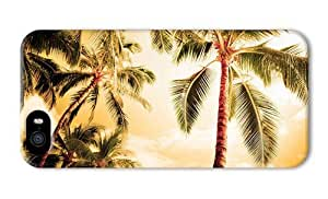 Hipster design Case For Ipod Touch 4 Cover s beach palm trees PC 3D for Case For Ipod Touch 4 Cover