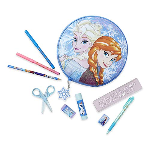 (Disney Frozen Zip-Up Stationery Kit)
