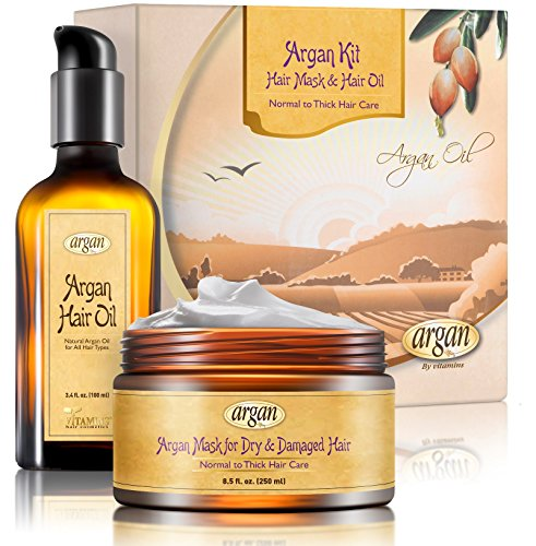Deep Conditioner Argan Oil Kit product image