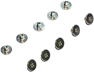 Zahara 10pcs Screws Replacement for Dell Inspiron G3 3590 LCD Hinges to Back Cover Rear Lid Top