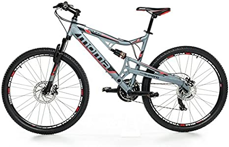 Moma Bikes MTB Equinox Shimano Profesional - Bicicleta Montaña 27.5